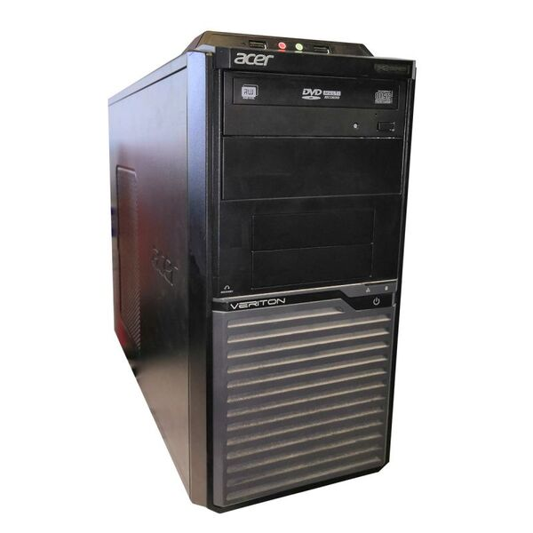 Acer - Acer  M2630G Intel i5-4570 RAM 16Go SSD 480Go W10 - comme neuf