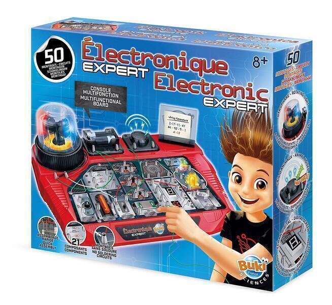 Buki - Electronique expert circuit