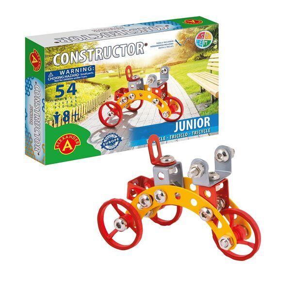 Alexander Toys - Constructor Junior - Tricycle
