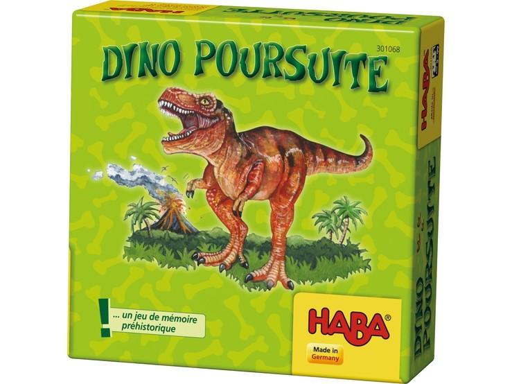 Haba - Dino poursuite