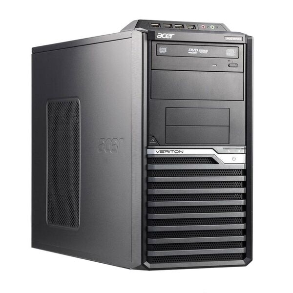 Acer - Acer  M2610G Intel i3-2120 RAM 16Go SSD 960Go W10 - comme neuf