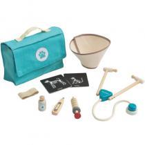 Plan Toys - Ma valise de vétérinaire