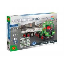 Alexander Toys - Constructor Pro - Camion Super Truck 10 en 1