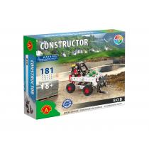Alexander Toys - Constructor Bob - Chargeur sur roues