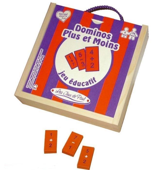 Les Jeux de Paul - Dominos plus ou moins