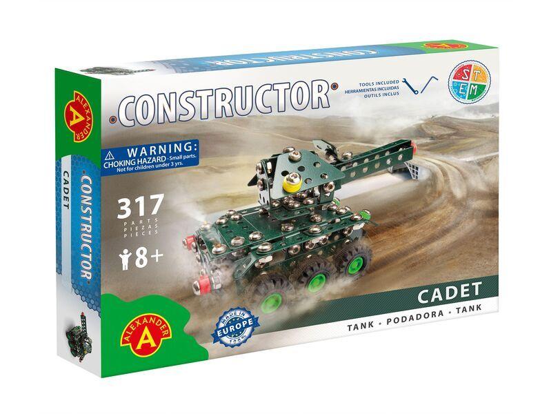 Alexander Toys - Constructor Cadet - Tank