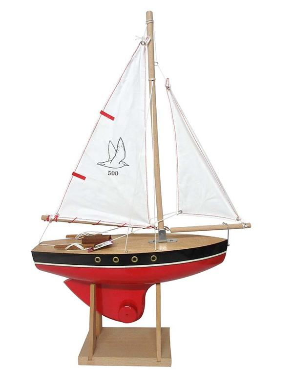 Tirot - Voilier 30cm Tirot