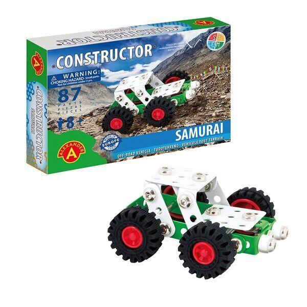 Alexander Toys - Constructor Samurai - Véhicule tout-terrain