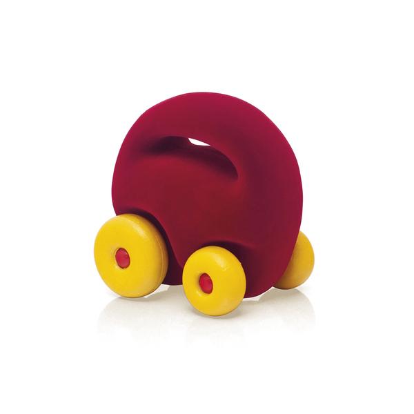 RUBBABU - Mascot car rouge