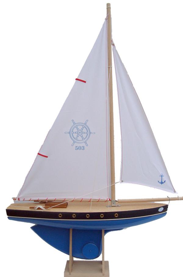 Tirot - Voilier 50cm Tirot