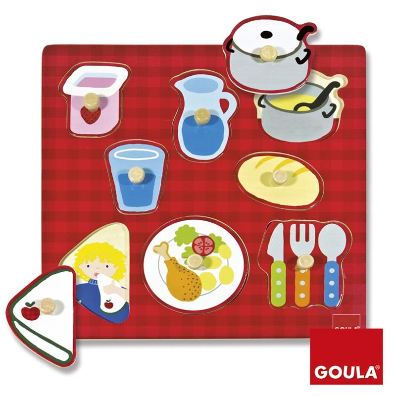 Goula - Puzzle salle à manger