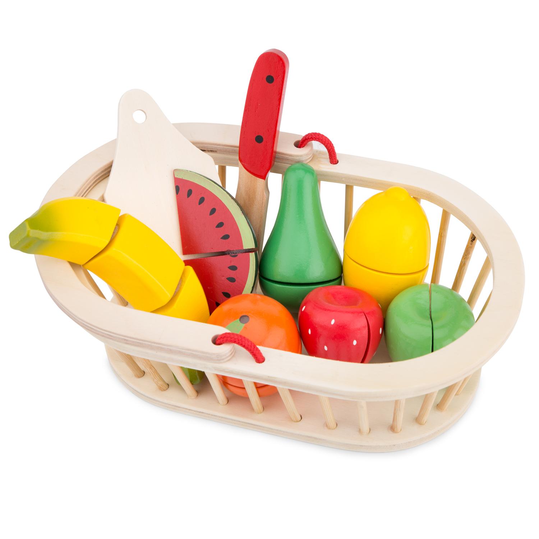 New Classic Toys - Panier de fruits
