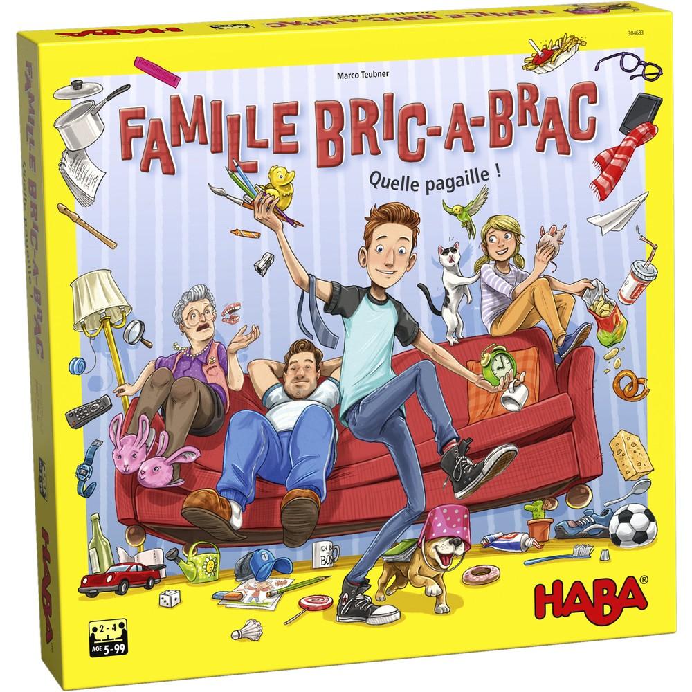 Haba - Famille Bric-A-Brac