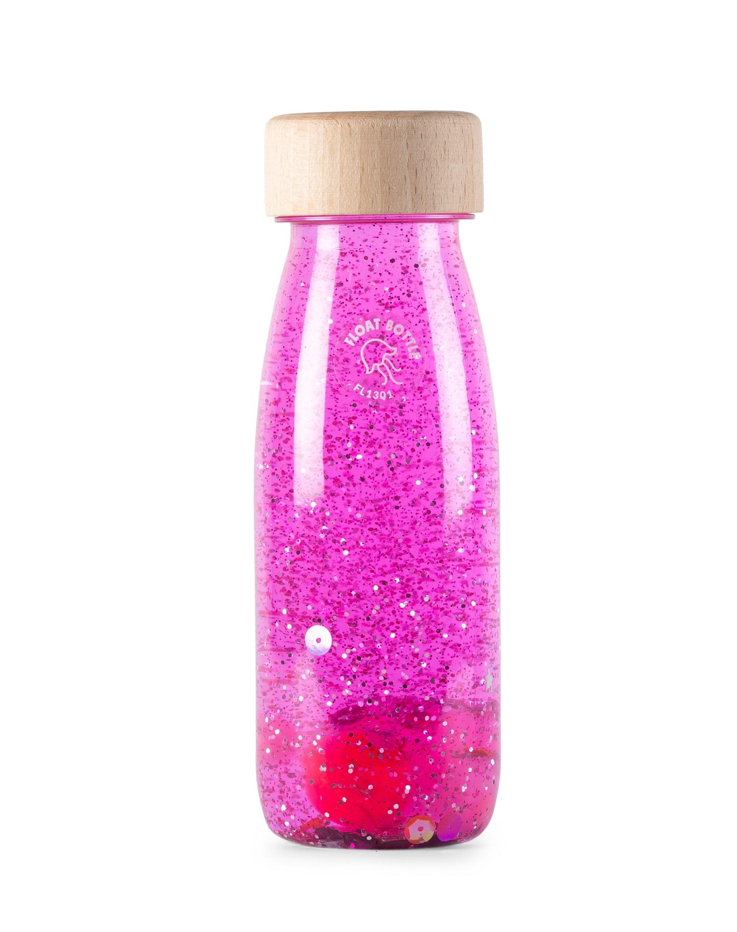 Petit Boum - Bouteille sensorielle Float rose