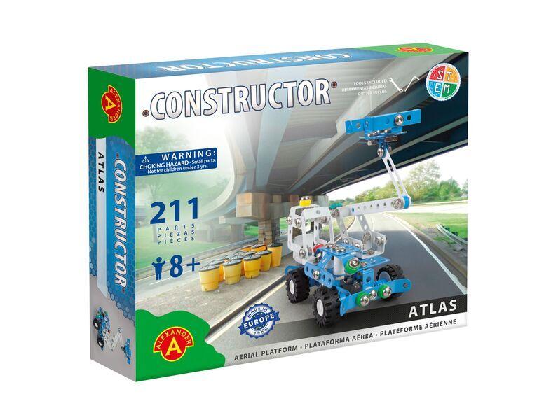 Alexander Toys - Constructor Atlas - Plateforme aérienne