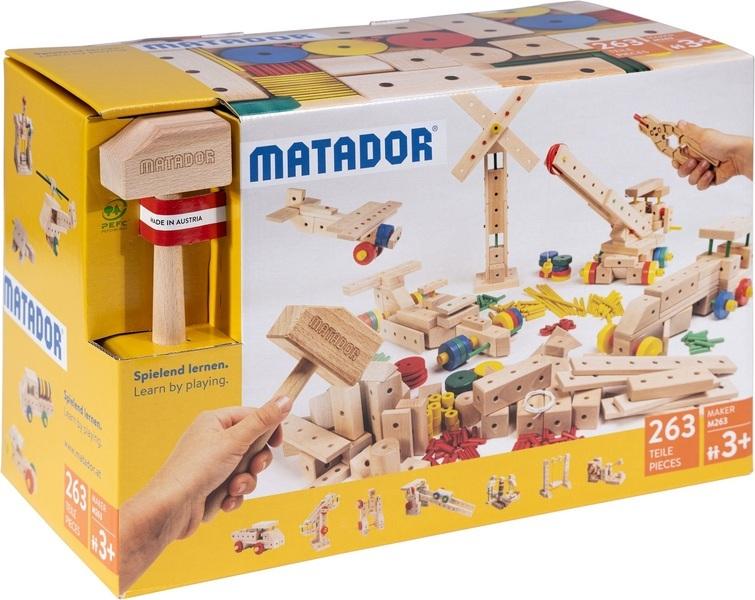Matador - Matador Maker 263 pcs