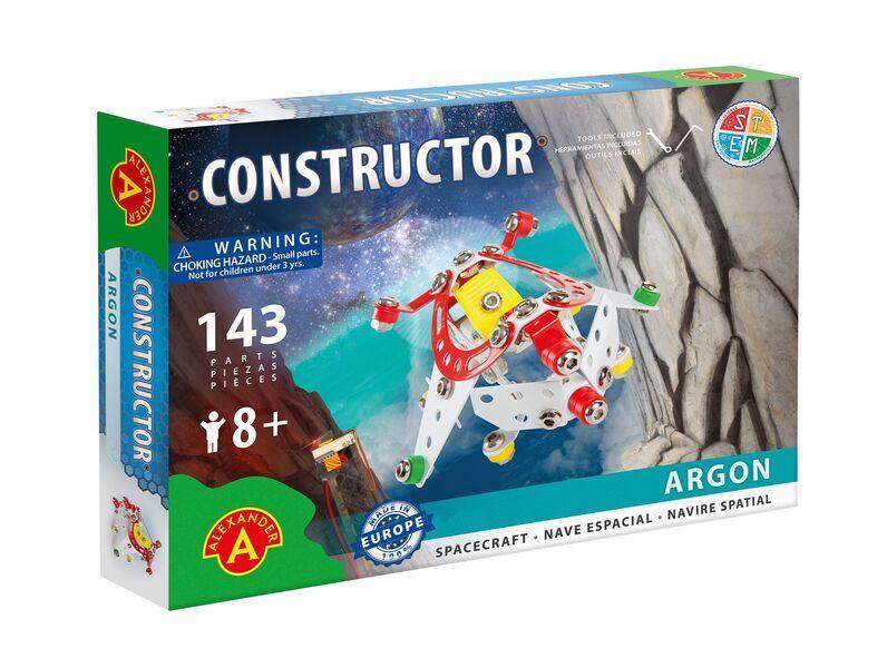 Alexander Toys - Constructor Argon - Navette spatiale