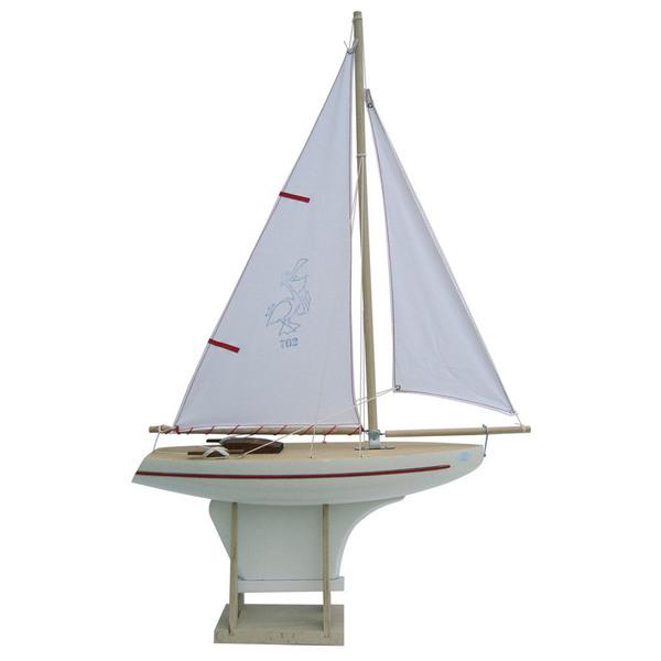 Tirot - Voilier 40cm TIROT