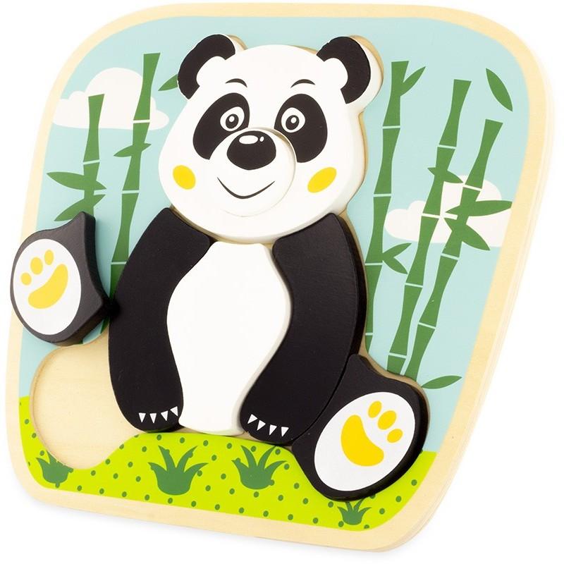 Ulysse - Puzzle Panda