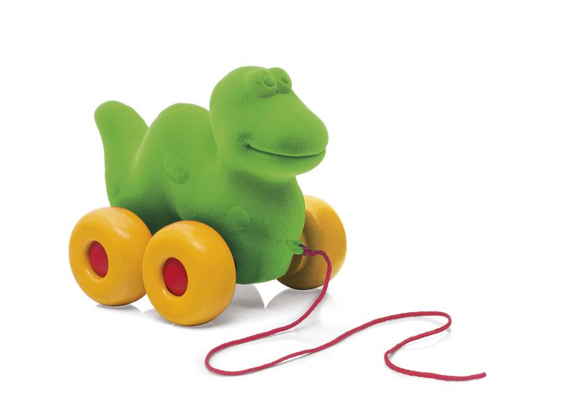 RUBBABU - Dinosaure à tirer