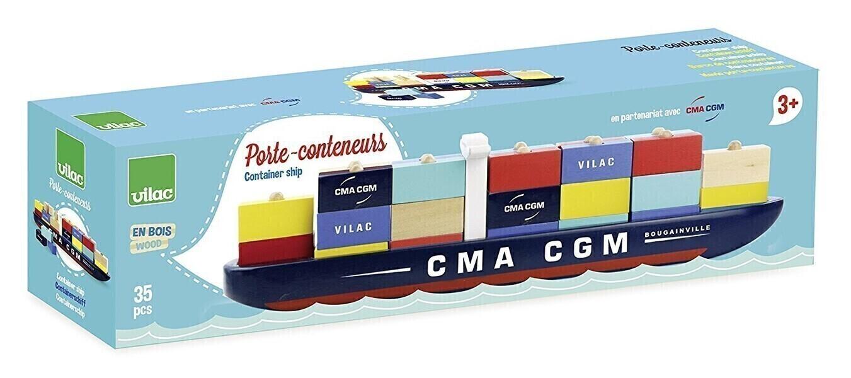Vilac - Porte Container Vilac