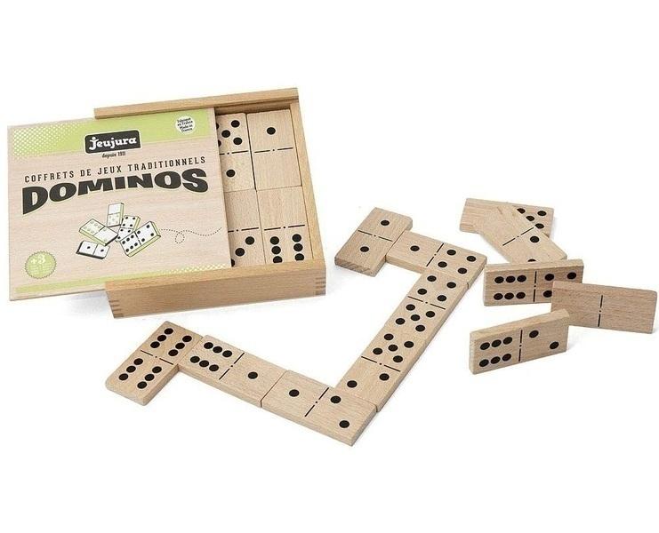 Jeujura - Jeu de grands dominos