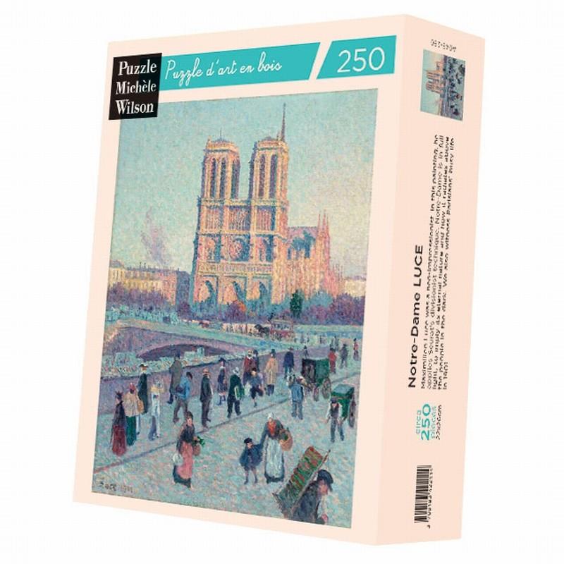 Michèle Wilson - Puzzle Michèle Wilson - Notre Dame 250 Pièces
