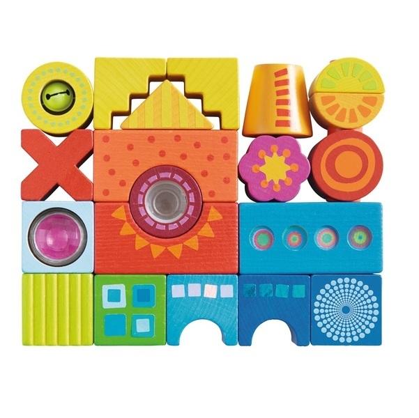 Haba - Blocs de construction de toutes les couleurs  302157