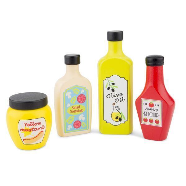 New Classic Toys - Set de condiments