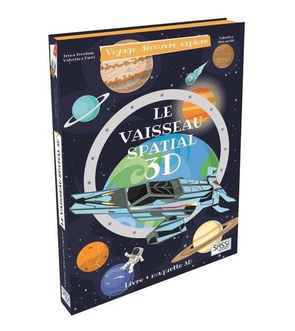 SASSI Junior - Construis le vaisseau spatial 3D