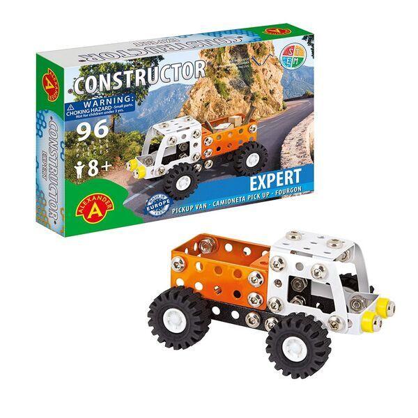 Alexander Toys - Constructor Expert - Camionnette