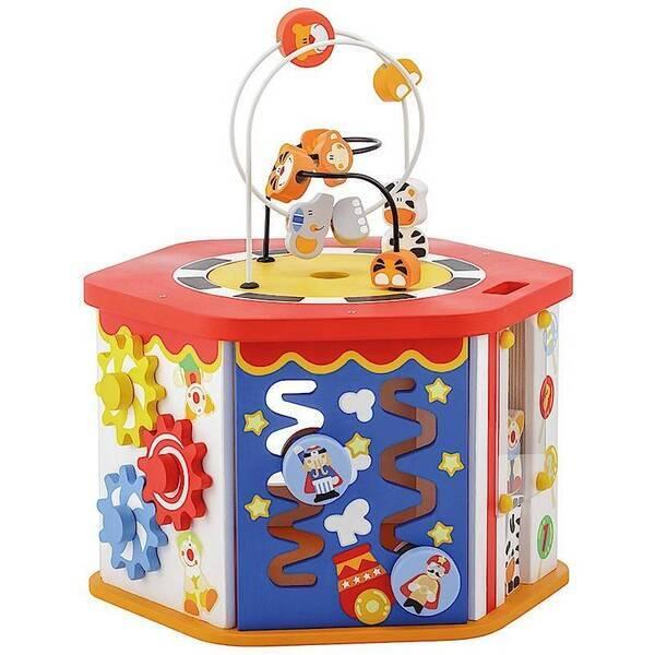Sevi - Cube d'activités Circus