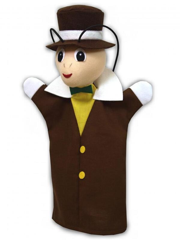Le Coin des Enfants - Marionnette Jiminy Cricket