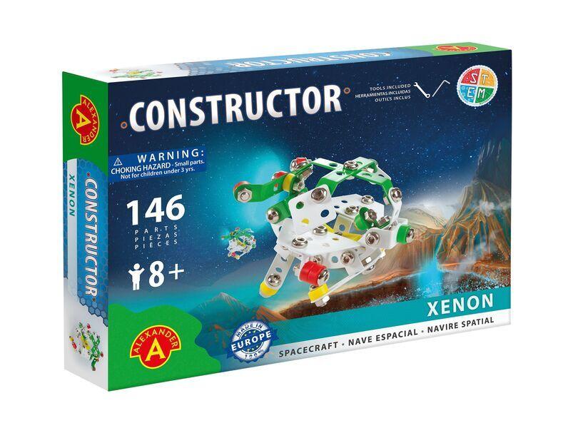 Alexander Toys - Constructor Xenon - Navette spatiale