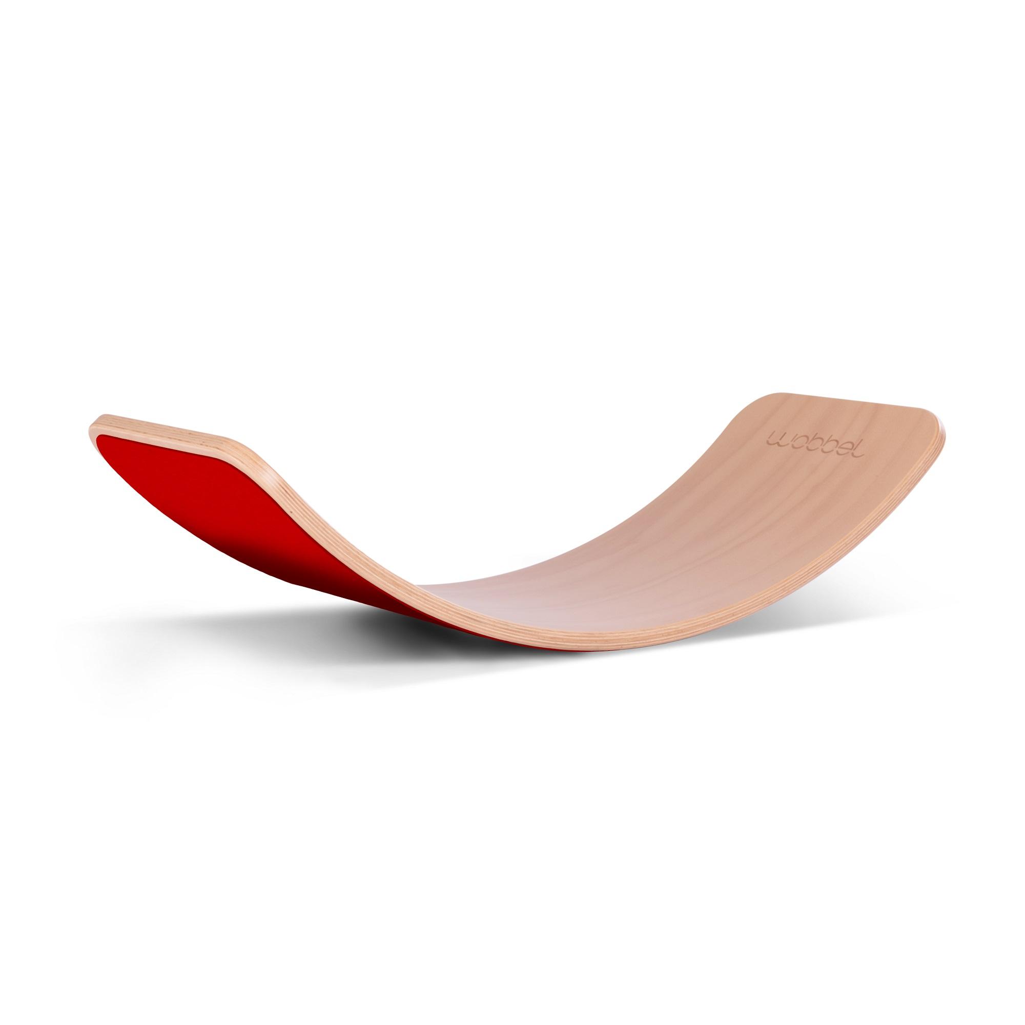 WOBBEL - Planche d'équilibre Wobbel Original rouge