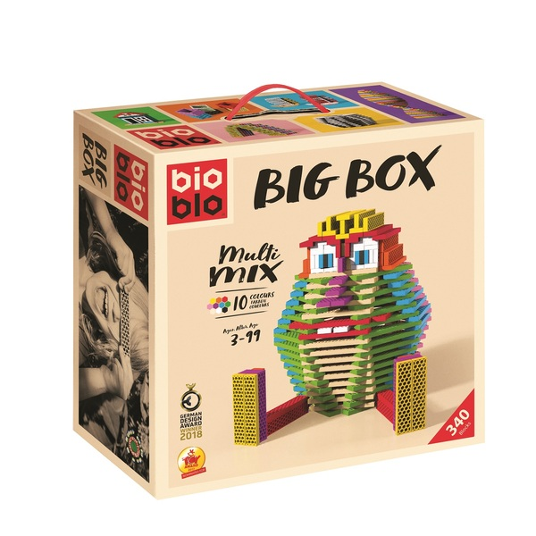 Bioblo - Bioblo Big Box 340 briques