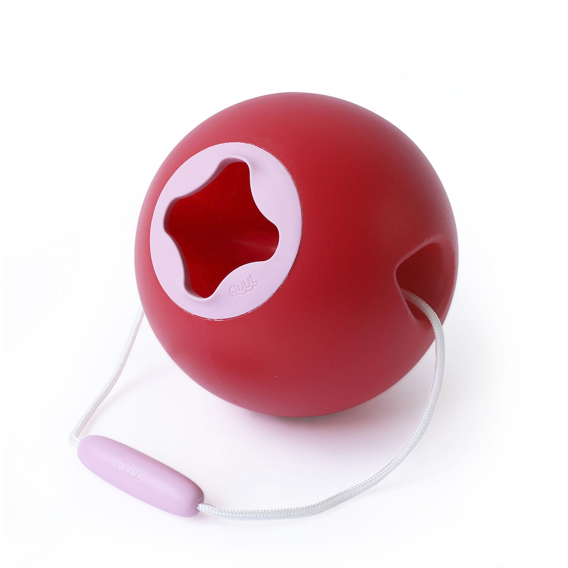 Quut - Seau Ballo - Rouge