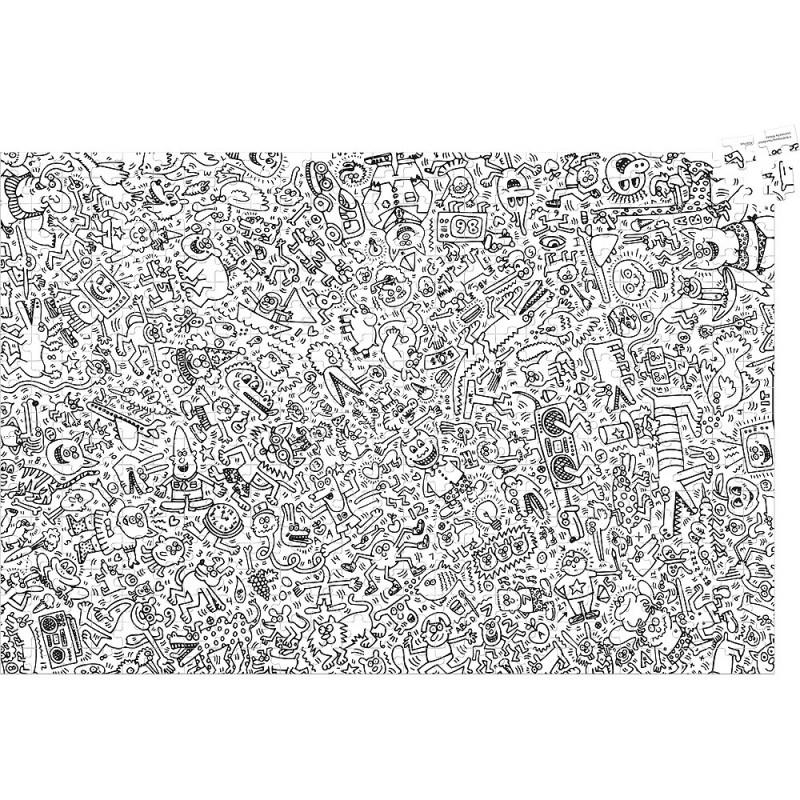 Vilac - Puzzle Keith Haring (500 pièces)