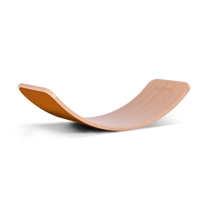 WOBBEL - Planche d'équilibre Wobbel Original rouille