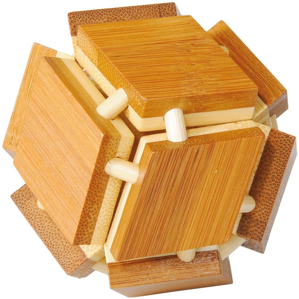Fridolin - Casse-tête bambou Boîte magique