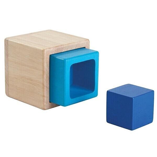 Plan Toys - Cubes imbriqués