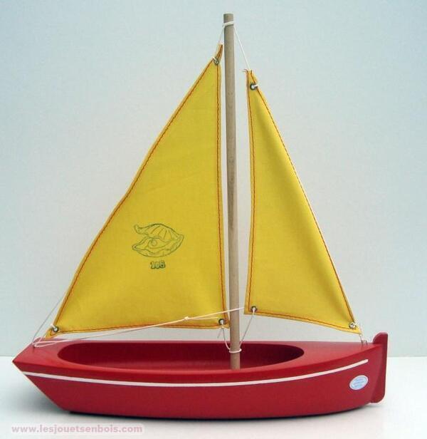 Tirot - Barque 32 cm TIROT