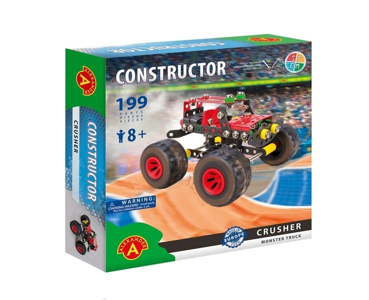 Alexander Toys - Constructor Crusher - Monster Truck