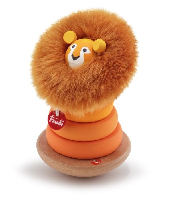 Sevi - Empilable magnétique Lion