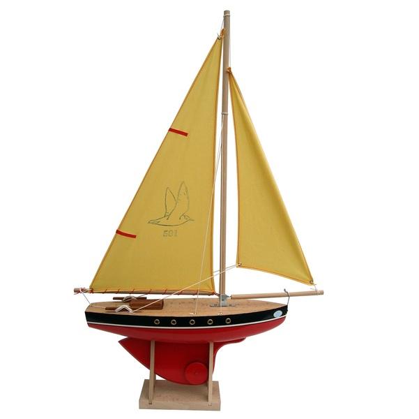 Tirot - Voilier 35cm TIROT
