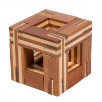 Fridolin - Casse-tête bambou Cadre magique