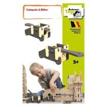 Ardennes Toys - Catapulte Et Belier