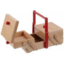 Goki - Boîte à couture en bois