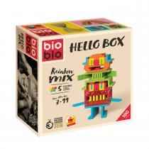 Bioblo - Bioblo Hello Box 100 briques