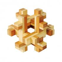 Fridolin - Casse-tête bambou Construction